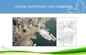 Central Waterfront Hub Framework cover